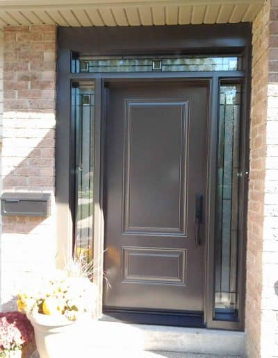 Cheney Windows Steel & Fiberglass Doors