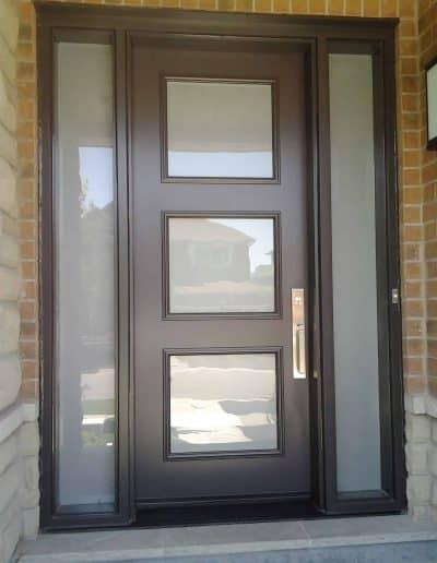 Cheney Windows Steel & Fiberglass Doors