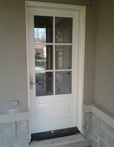 Cheney Windows and Doors Aluminum Doors