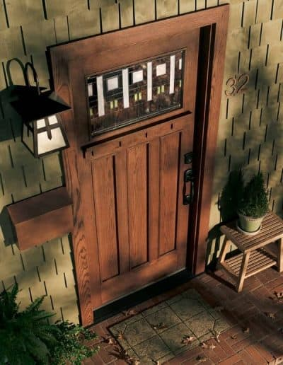 Cheney Windows and Doors Solid Wood Doors